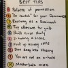 10 Tips for Tops