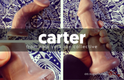Review: Carter, The (Big!) Bendable Dildo by New York Toy Collective