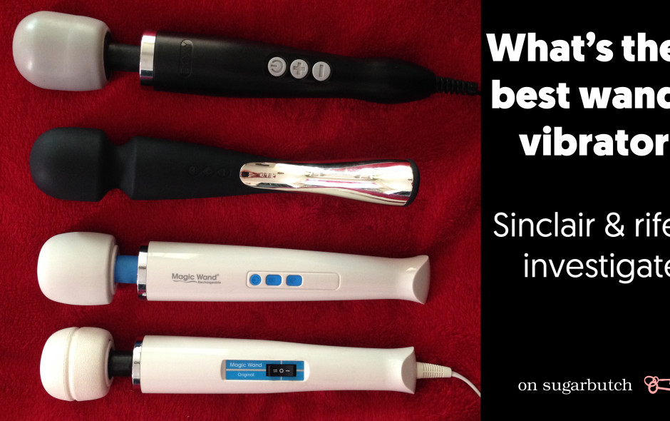 Review: What's the Best Wand Vibrator?