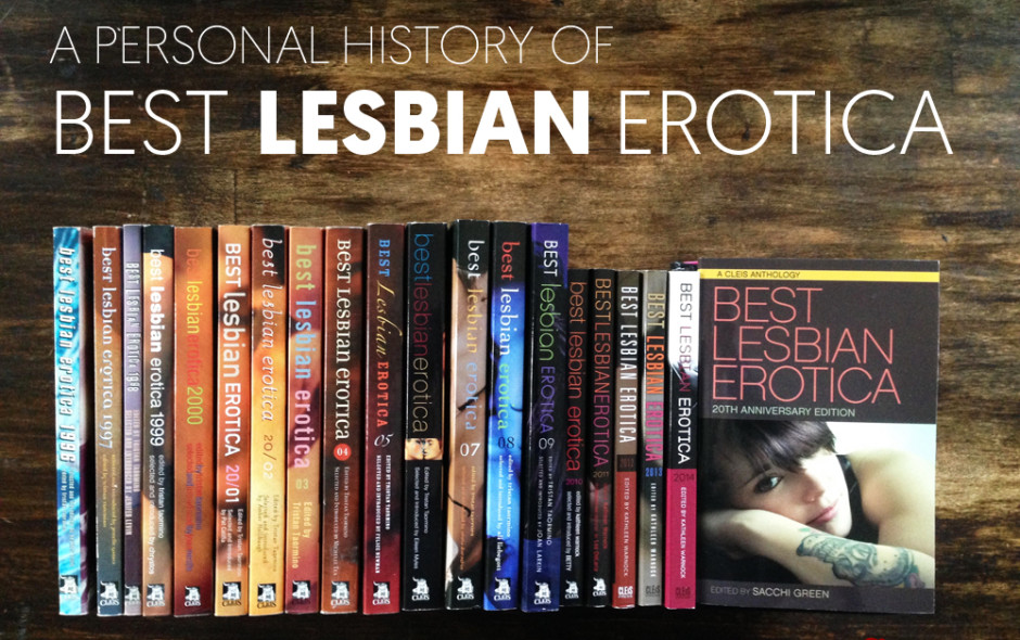 A Personal History of Best Lesbian Erotica