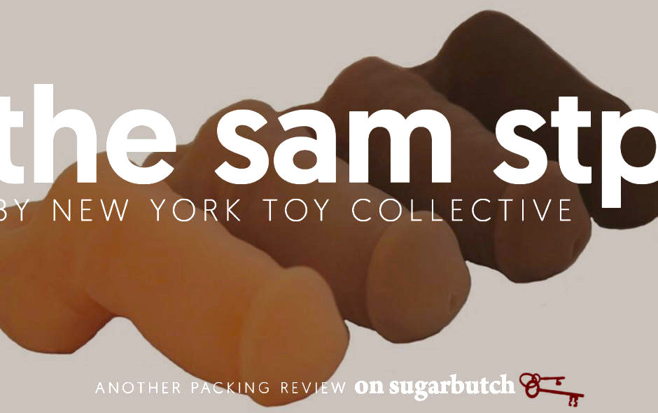 Review: Sam STP from New York Toy Collective