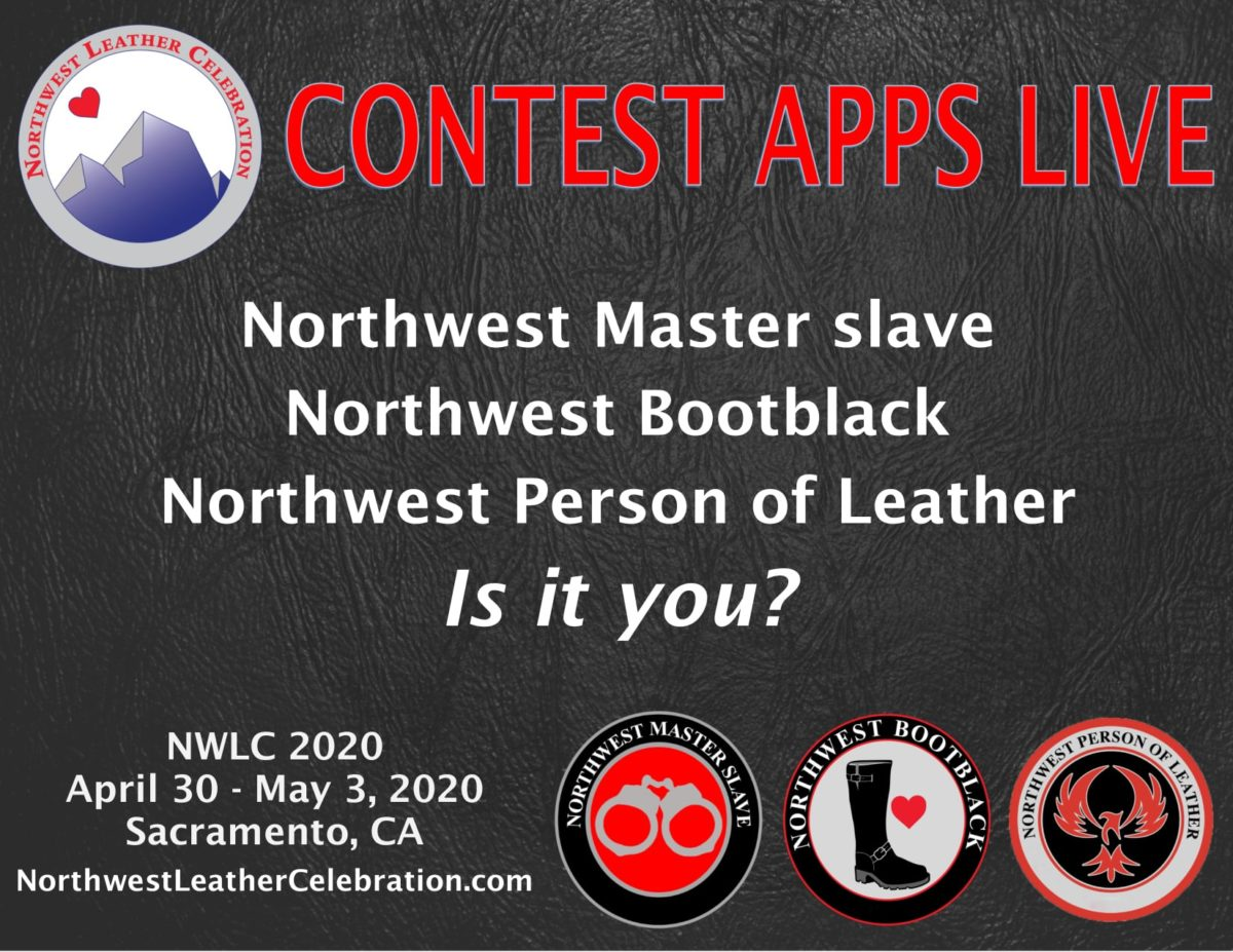 northwest leather applications open