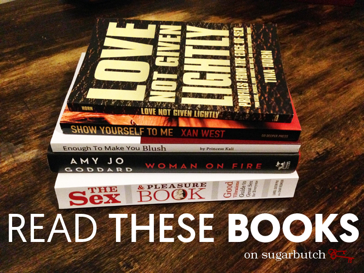 Read These Books! (Perhaps Some Holiday Gift Ideas?)